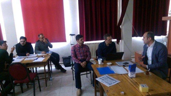 Kuzka'dan Saraydüzü'ne Proje Eğitimi
