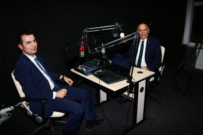 Süleymanpaşa Belediyesi Radyo Kurdu