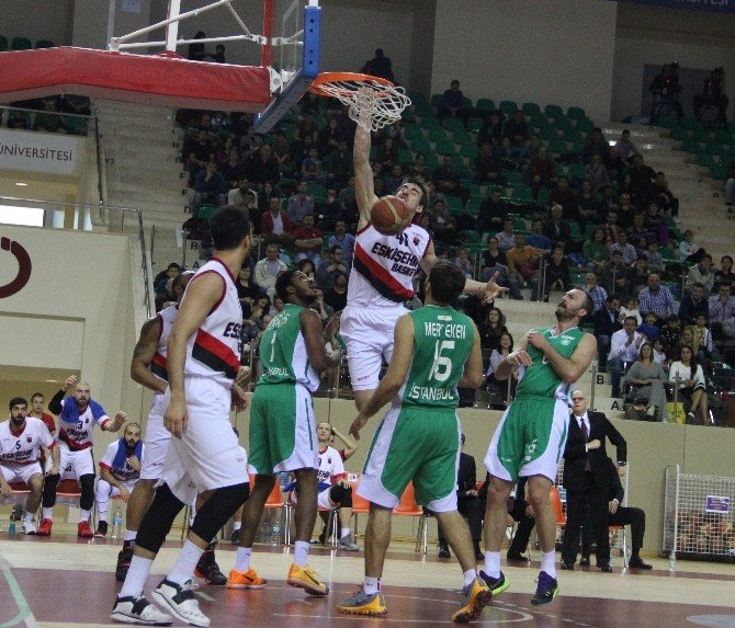 Eskişehir Basket 'Es'meye Devam Ediyor