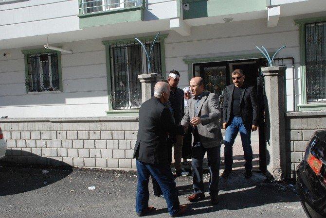 Vali Demirtaş'tan Ankara Gazisine Ziyaret