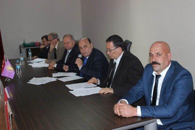 Yavuzeli Esnaf Kredi Kooperatifi Başkanı Hasan Çelik Güven Tazeledi