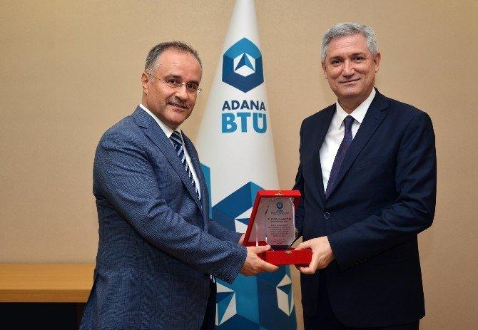 Rektörler Adana İçin Bir Araya Geldi