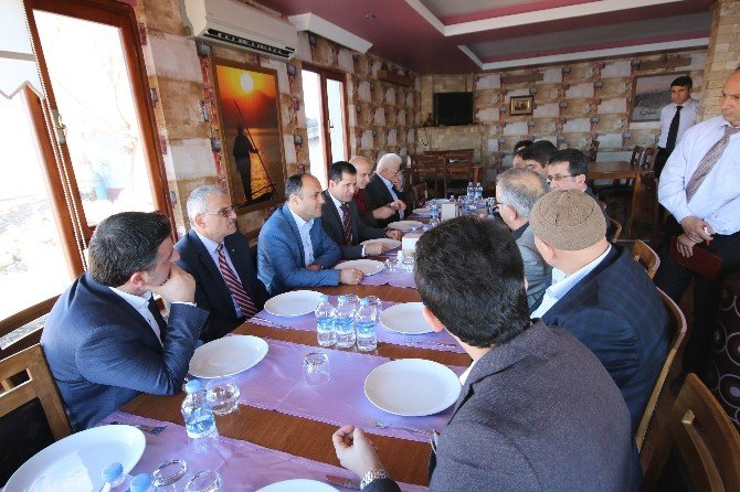 Altunyaldız, Beyşehir'de Sanayicilerin Sorunlarını Dinledi