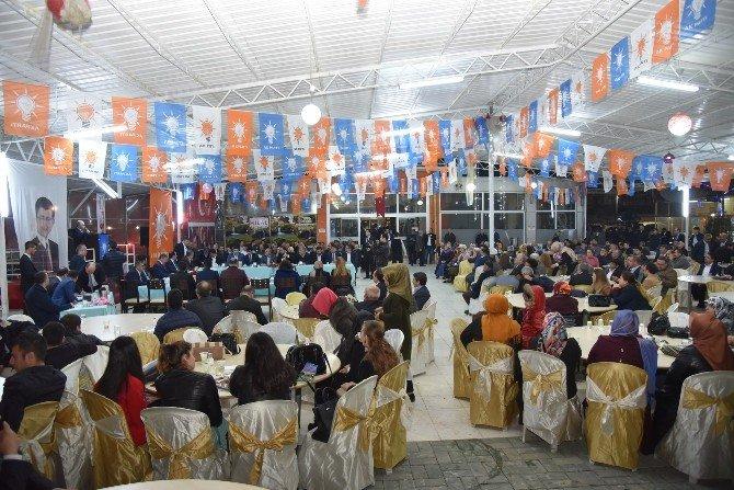 Yunusemre İlçe Başkanlığı Danışma Meclis Toplantısı