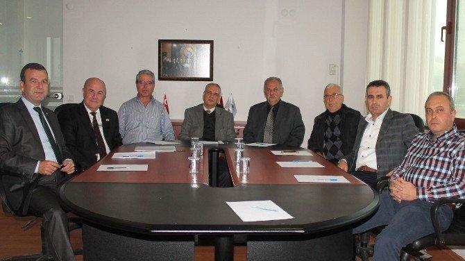 Bandırma'da 11. Meslek Komitesinde Yenilenebilir Enerji Kaynakları Masaya Yatırıldı