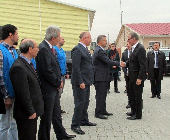 BM Genel Sekreter Yardımcısı Gaziantep'te