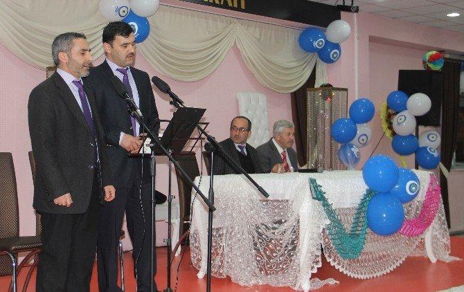 Bozkurt Belediye Başkanı Bozkurt Ekeş Sünnet Olan Oğlu İçin Mevlid Okuttu