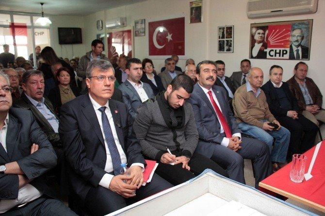 CHP Sarıçam'da Danışma Kurulu Toplandı