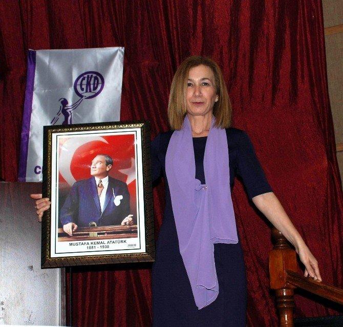 Ckd Seyhan Şube Başkanlığına Kılıçay Seçildi