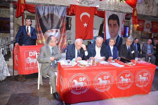 DP Konak ilçe kongresini gerçekleştirdi