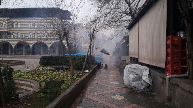 Diyarbakır'da Sur Yürüyüşüne Polis Müdahale Etti