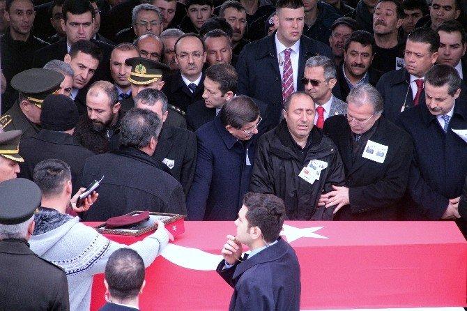 Sur Şehitleri Ankara'da Son Yolculuğuna Uğurlandı