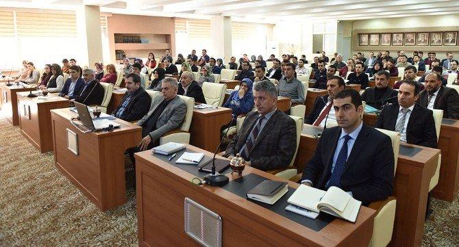 """Büyükşehir'den """"Kamu İhale Kanunu"""" Eğitimi"""