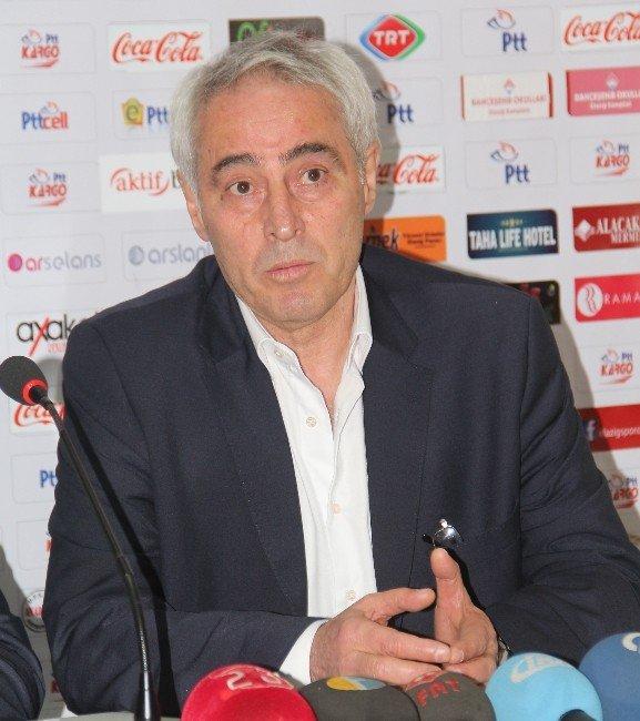 Elazığspor - Malatyaspor Maçının Ardından
