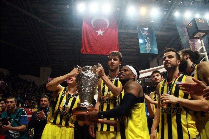 Fenerbahçe, 5. Kez Kupanın Sahibi