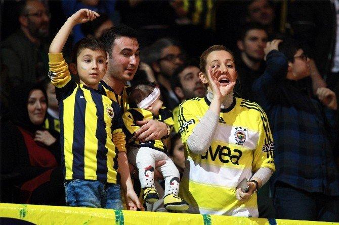 Fıat Türkiye Kupası Fenerbahçe'nin