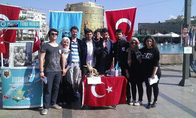 Aydın Türk Ocağı, Fırat Çakıroğlu'nu Unutmadı