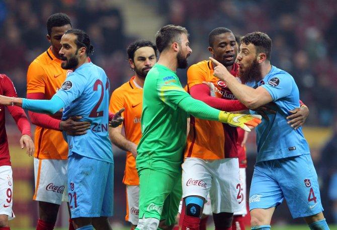Galatasaray: 2 - Trabzonspor: 1