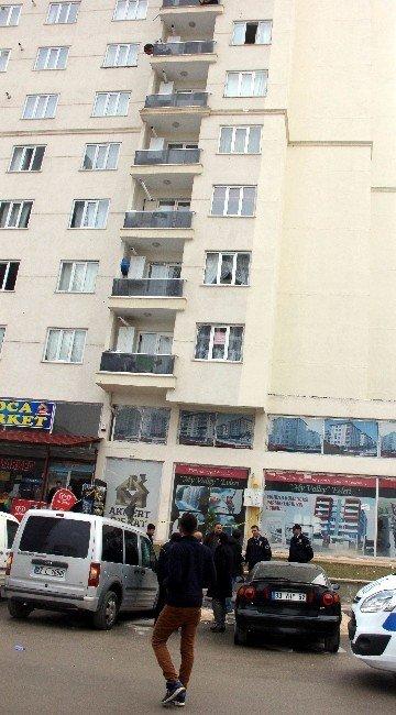 Apartmanın Altıncı Katından Düşen Kadın Ağır Yaralandı