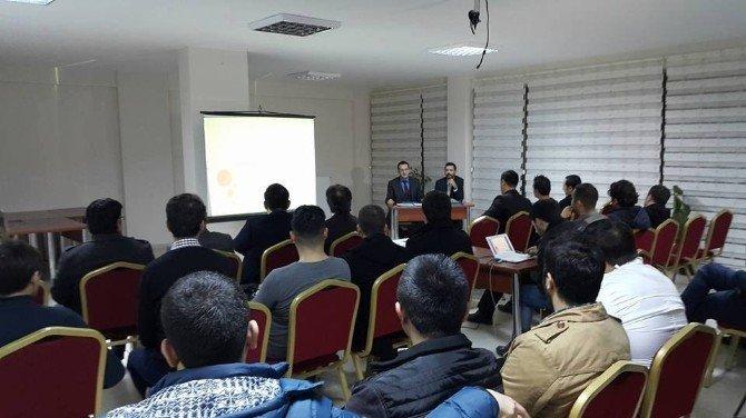 Genç ASKON Konferanslar Dizisi Sürüyor