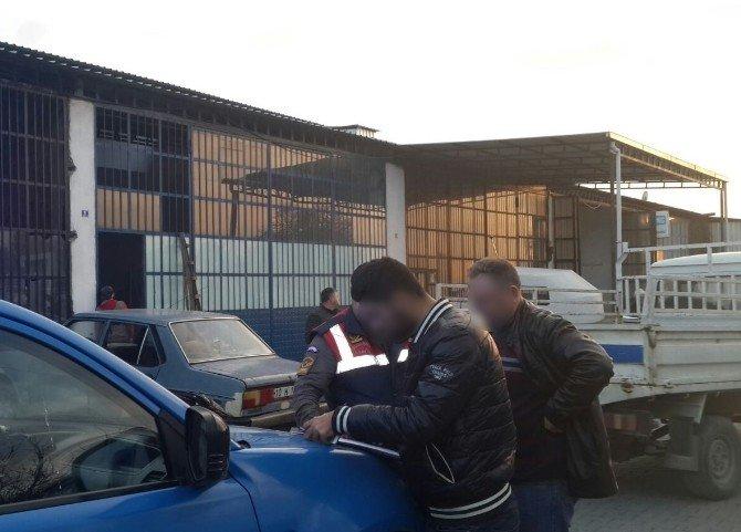 Jandarmadan İnsan Kaçakçılığına Karşı Operasyon