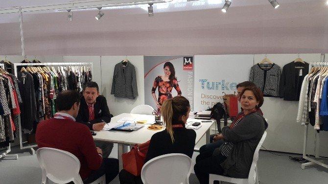 Hazır Giyim Sektörü Paris'ten Ticari Bağlantılarla Döndü