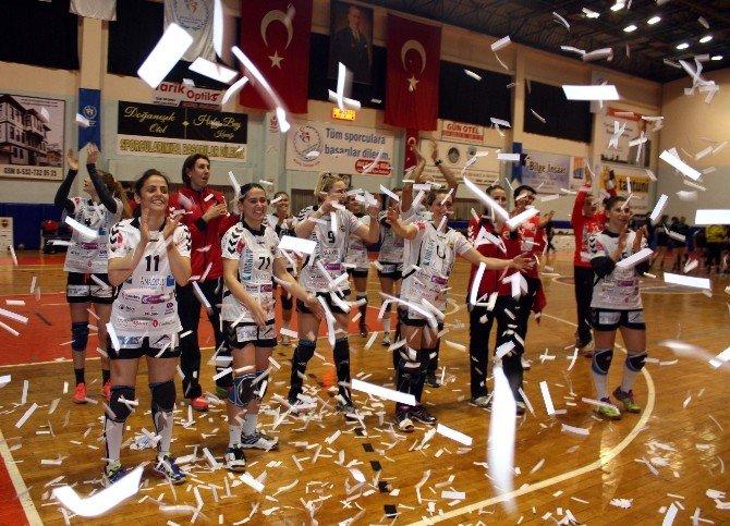 Kadınlar Challenge Kupası Çeyrek Final Maçının Ardından