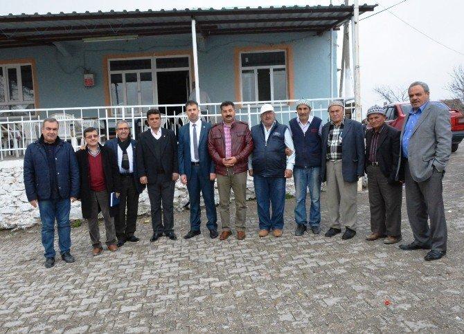 Yunusemre'de Komisyonlar Çalışıyor