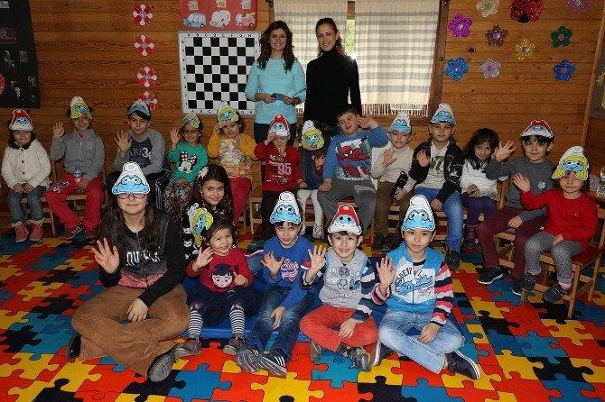 Çocuk Kültür Ve Sanat Merkezinde Masal Okuma Etkinliği