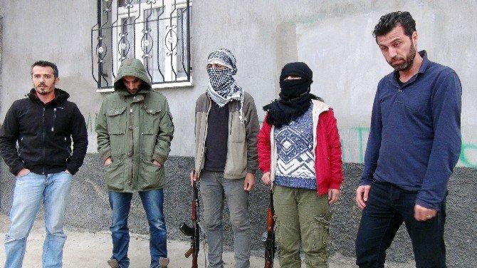 PKK Tarafından Kaçırılan 3 Gazeteci Serbest Bırakıldı