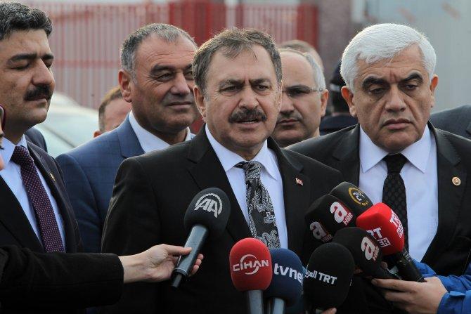 Bakan Eroğlu: Eylemcileri tespit edip gerekli cezayı vereceğiz