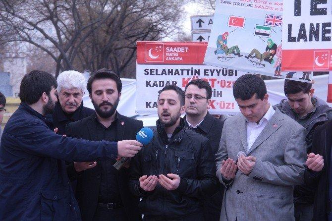 Saldırının Olduğu Alanda Kur'an-ı Kerim Tilaveti