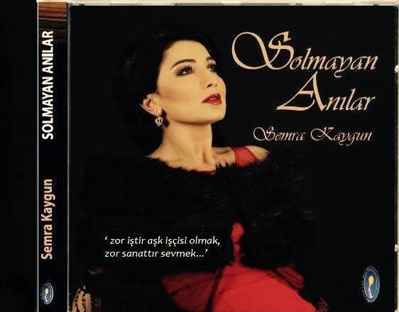 Şair Semra Kaygun, ünlü sanatçılarla düet yaptı
