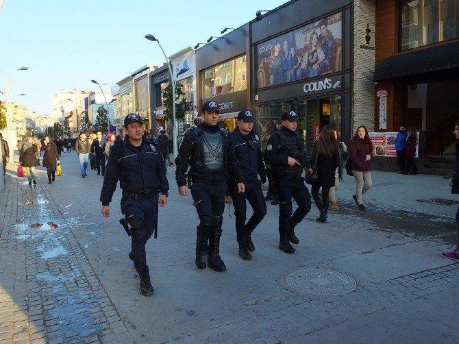 Sakarya'da Güvenlik Önlemleri Arttırıldı