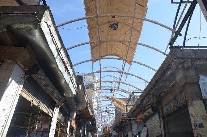 Tarihi Çarşılar Büyükşehir İle Çatıya Kavuştu