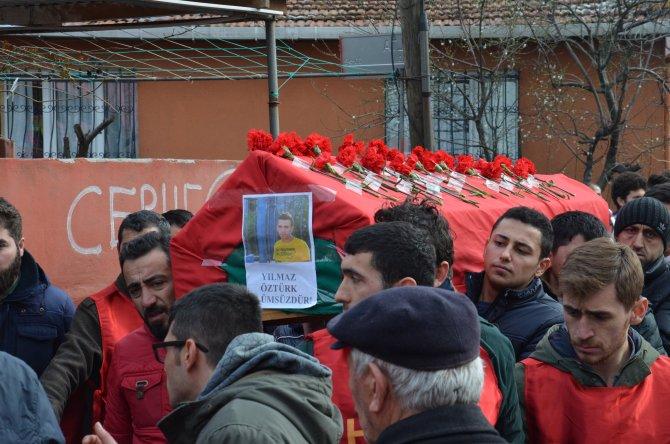 Sarıyer'de öldürülen Öztürk'ün cenazesi toprağa verildi