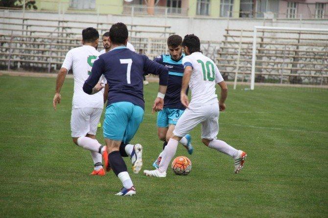 Kurtalanspor, Diyarbakırspor 1968'i 4-0 Yendi