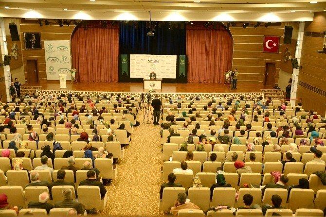 Meram'da Yavuz Bahadıroğlu Seminerleri Sürüyor