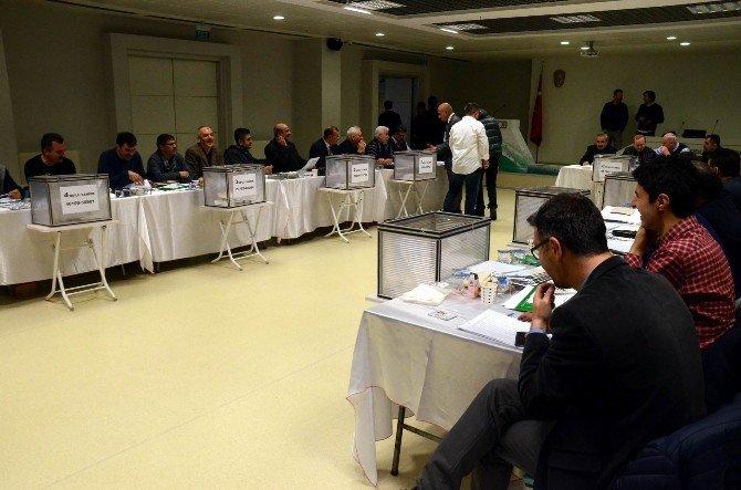 İMO'da Seçim Heyecanı