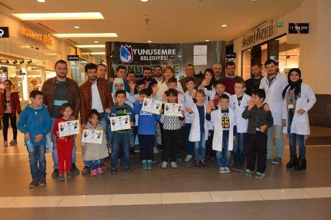 Yunusemre Belediyesi'nden Baba Ve Oğullara Özel Etkinlik