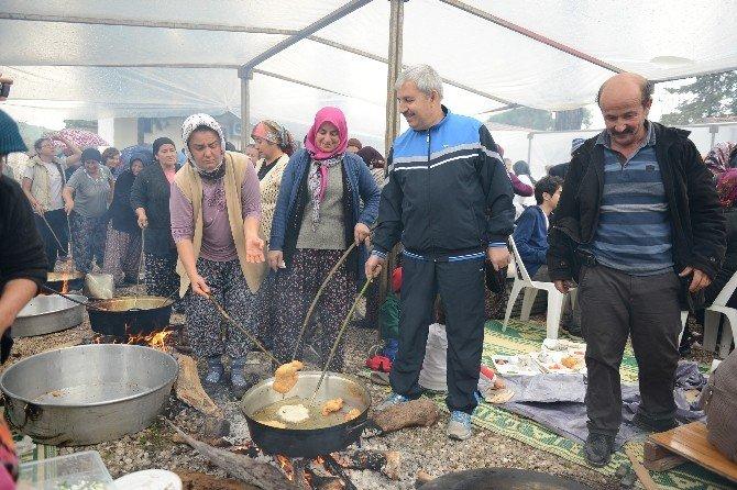 Kumlucalılar Yağmur Altında Keşif Gezisine Çıktı