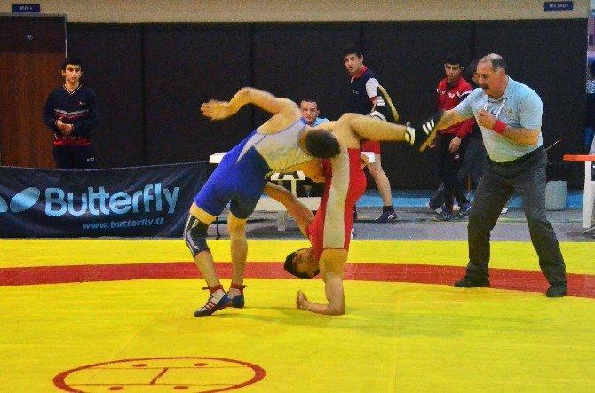 Akdeniz Bölgesi Güreş Turnuvası