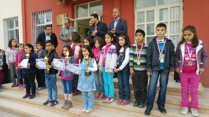 Kahta'da Öğrenciler Ödülendirilidi