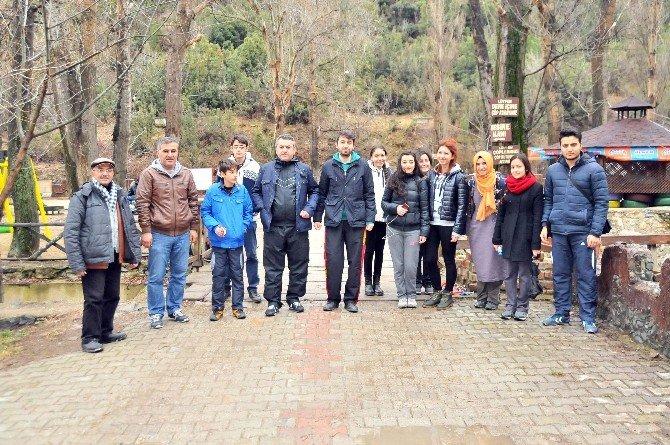 Akşehir'de Doğa Yürüyüşü