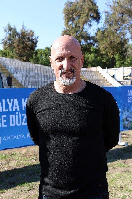 Atatürk Stadı Park Olarak Hizmete Devam Edecek