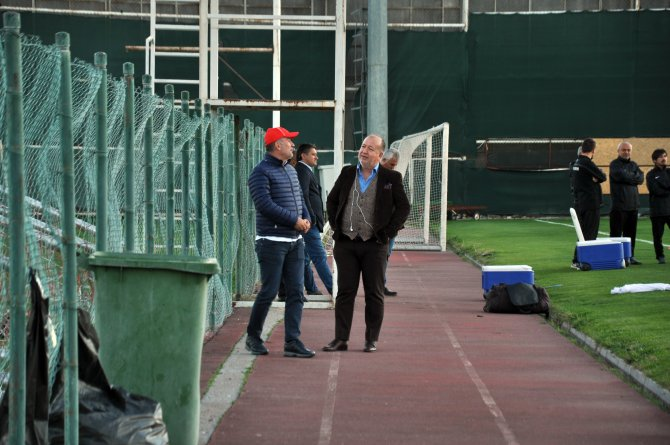 Antalyaspor, Sivasspor hazırlıklarına Eto'o'suz başladı