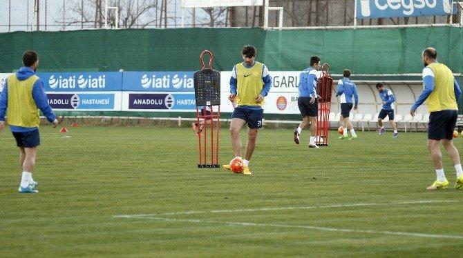 Antalyaspor, Sivasspor Maçının Hazırlıklarına Başladı