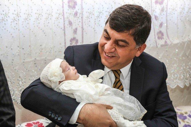 Bilici Çiftinin 'Dördüz' Bebek Sevinci