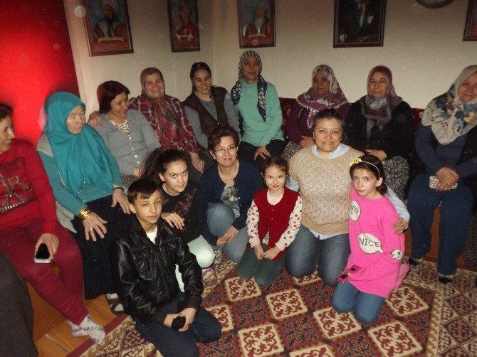 Beşsaraylı Kadınların Örnek Birlik Ve Beraberliği