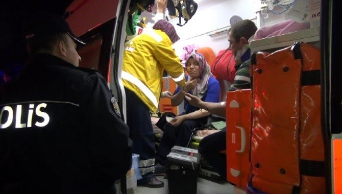 Bilecik'te Kaza: 2 Yaralı